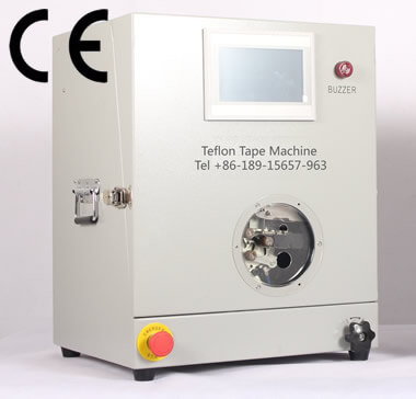 ptfe tape wrapping machine